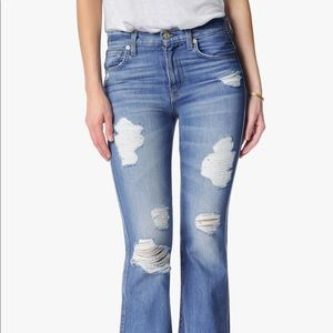 NWT🔖 7 For All Mankind High Waist Vintage Bootcut